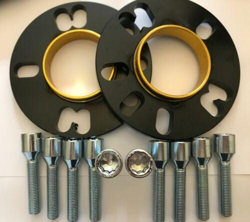 35mm sintonizzatore Bulloni Per Ruote BMW per VW T5 RUOTA in lega Distanziatori 5mm