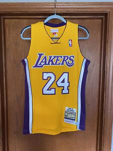 Kobe Bryant Authentic Mitchell And Ness Jersey Men's Small   eBay