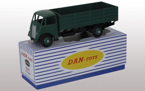 """DAN TOYS GUY """"FlatTruckWith Tailboard"""" Vert Exclu.500 Ex Ref DAN 246"""
