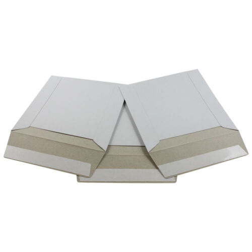 "300-6x6 /""EcoSwift/"" Brand Self Seal Cardboard CD//DVD Envelope Mailers 6/"" x 6/"""