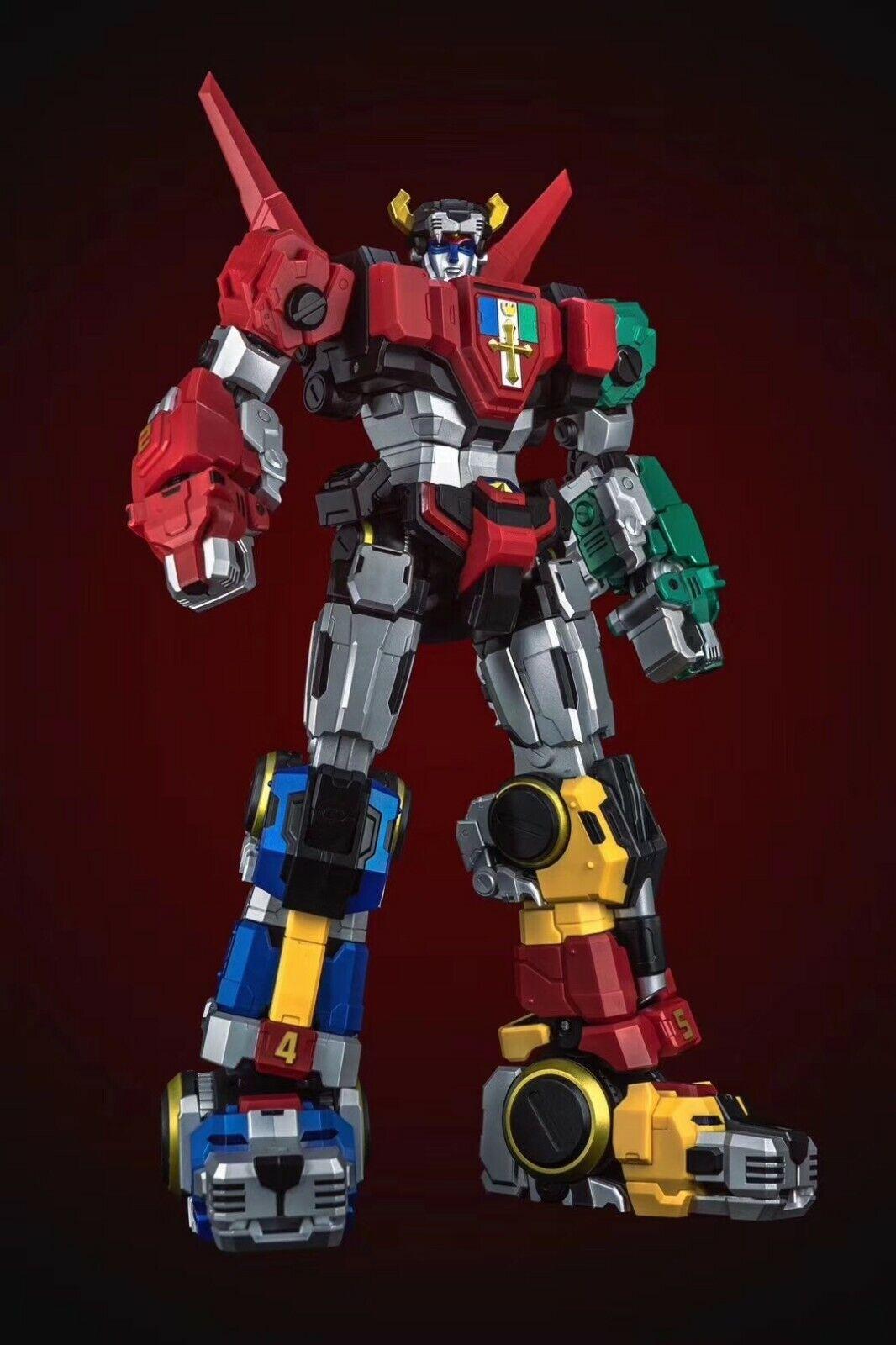 TITAN energia giocattolo GOLION VOLTRON VOLTRON VOLTRON LION FORCE azione cifra pre-ordine full Coloreeeee 9400da