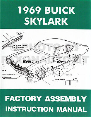 1989 Buick Skylark Factory Service Shop Workshop Repair Manual Set OEM Factory