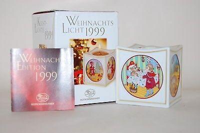 Weihnachtslicht 1999 99 caperucita roja Hutschenreuther