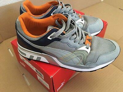 PUMA Men Trinomic XT2 Plus Tech Shoe 9.5 Silver Reflective ...