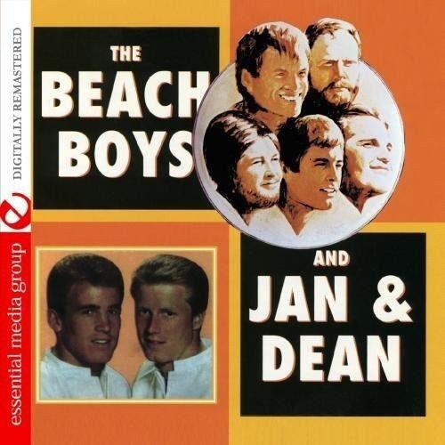 The Beach Boys - Beach Boys / Jan & Dean [New CD] Manufactured On Demand, Rmst