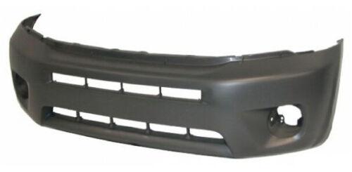 TY2851001 paraurti ant con primer-c//fori parafanghini per Toyota Rav 4 03-05