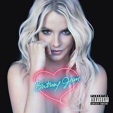 Britney Spears - Britney Jean CD Deluxe edit. + 4 bonus track (nuovo/sigillato)