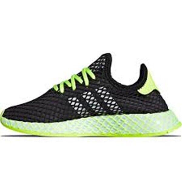 NUOVO Donna Scarpe scarpe da ginnastica Trainers Adidas deerupt RUNNER W db2780