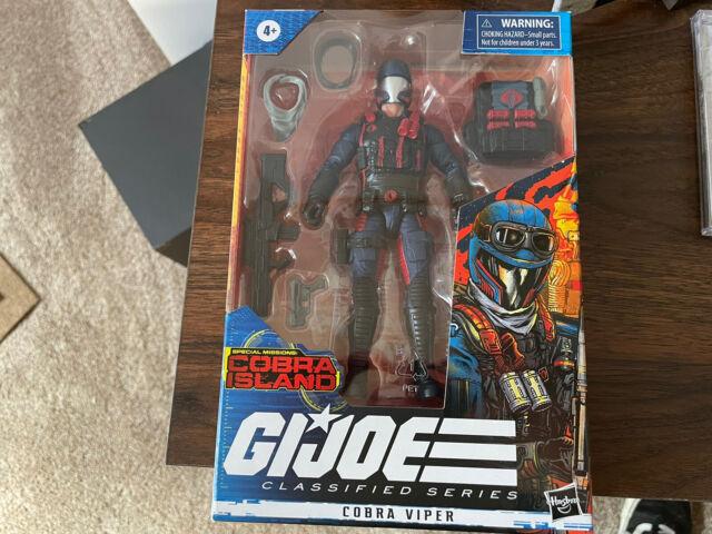 GI Joe Classified - Cobra Viper. Target exclusive