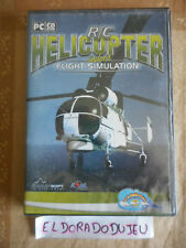 ELDORADODUJEU > R/C HELICOPTER INDOOR FLIGHT SIMULATION Pour PC ITALIEN