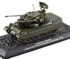 Flakpanzer Gepard Army of the Federal Republic of Germany 1979 New 1:72