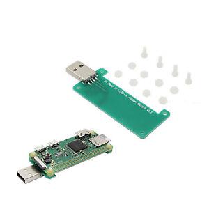 Raspberry-Pi-Zero-Zero-W-USB-A-Addon-Board-Connector-U-Disk-Expansion-BoardASS