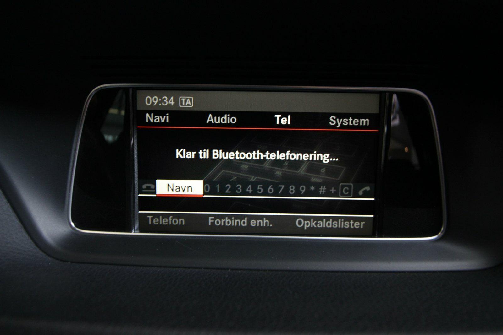 Mercedes E220 CDi Elegance stc. aut.