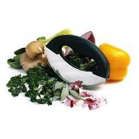 Kitchen Salad Slicer Vegetable Chopper Stainless Cutter Round Circular Blade