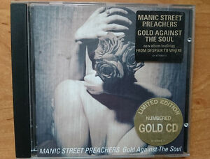 MANIC-STREET PREACHERS - GOLD-AGAINST THE SOUL - 24Kt Gold CD /DCC,MFSL/ - Trzebiatów n Rega, Polska - MANIC-STREET PREACHERS - GOLD-AGAINST THE SOUL - 24Kt Gold CD /DCC,MFSL/ - Trzebiatów n Rega, Polska