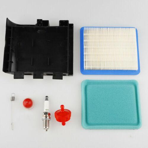 Air Cleaner Cover Filter Kit 491588 692298 For Toro Craftsman Troy Bilt Mower
