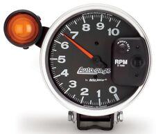 Auto Meter 233904 Gauge Tachometer 5 10000 Rpm Shift Lite Black Auto Gauges