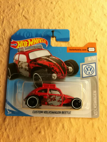 No.69//250★ - Serie VW ★Hot Wheels 2019 KÄFER// BUG VOLKSWAGEN CUSTOM BEETLE