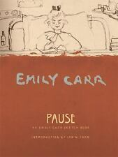 Pause: An Emily Carr Sketch Book-ExLibrary