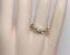 thumbnail 1 - Harold Freeman 14K Gold Brilliant Cut Diamond Estate Engagement Wedding Ring