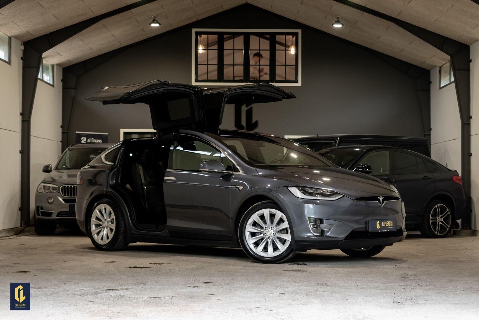Tesla Model X  Long Range AWD 5d