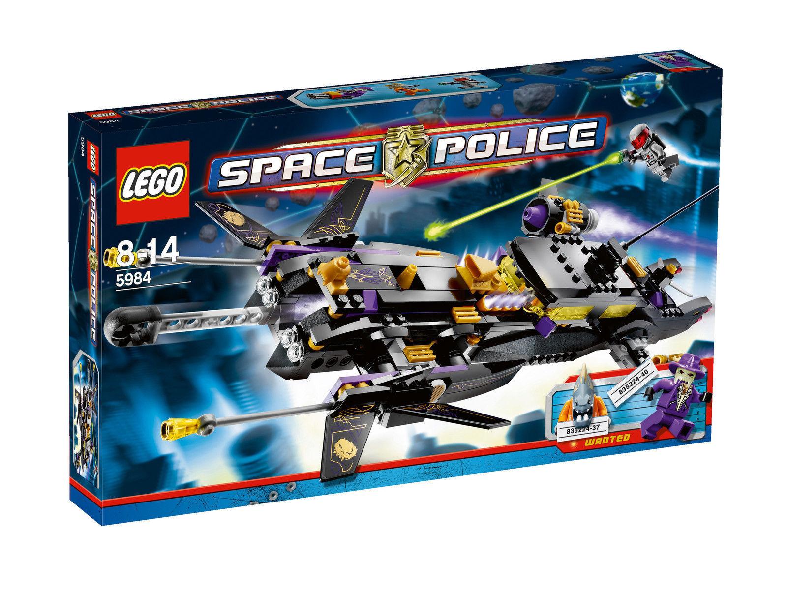 LEGO Space Police Mond-Limousine (5984)