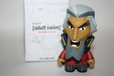 Kidrobot ADULT SWIM REVENGE Series 2 DR ORPHEUS Vinyl Mini Figure Venture Bros