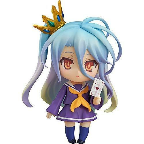 Nendgoldid No Game No Life Shiro Figure Good Smile Company Japan NEW