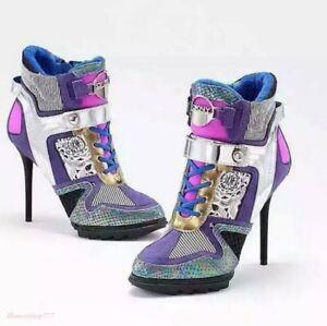 sneaker high heels schwarz