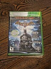 Brand New Batman: Arkham Asylum Game of the Year Edition PH (Xbox 360, 2010)