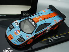"1/43 IXO McLAREN F1 GTR #39 ""GULF"" LE MANS 1997"