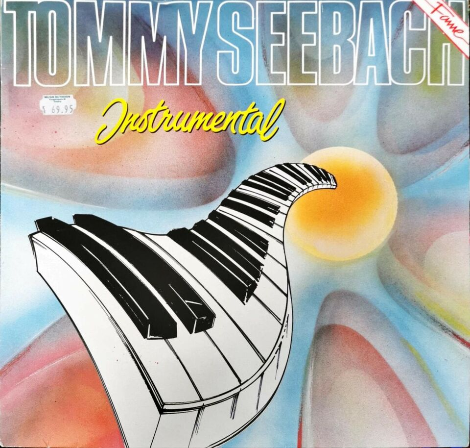 LP, Tommy Seebach, Instrumental