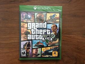 Grand-Theft-Auto-V-GTA-5-Xbox-One-US-version-Factory-Sealed