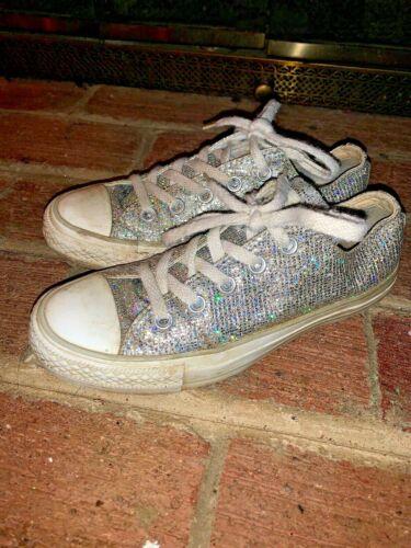 Converse All Star Chuck Taylor Glitter Sequin Blin