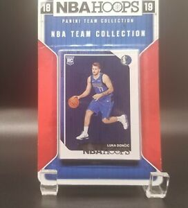 Luka-Doncic-2018-19-Dallas-Mavericks-Team-Set-ROOKIE-268-NBA-Hoops-RC