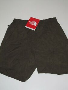 THE-NORTH-FACE-Meridian-Short-Men-sz-S-Small-Waist-30-New-Taupe-Green-NEW-NWT
