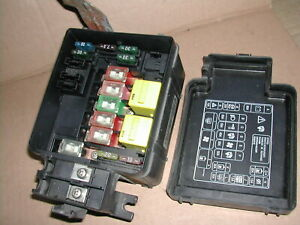 image is loading rover-400-95-99-under-bonnet-fuse-box-