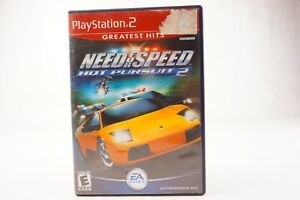 Need for Speed: Hot Pursuit 2 [GH] (Sony PlayStation 2 PS2) *COMPLETE