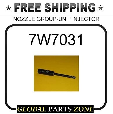 CAT NOZZLE GROUP-UNIT INJECTOR  for Caterpillar 7W7031