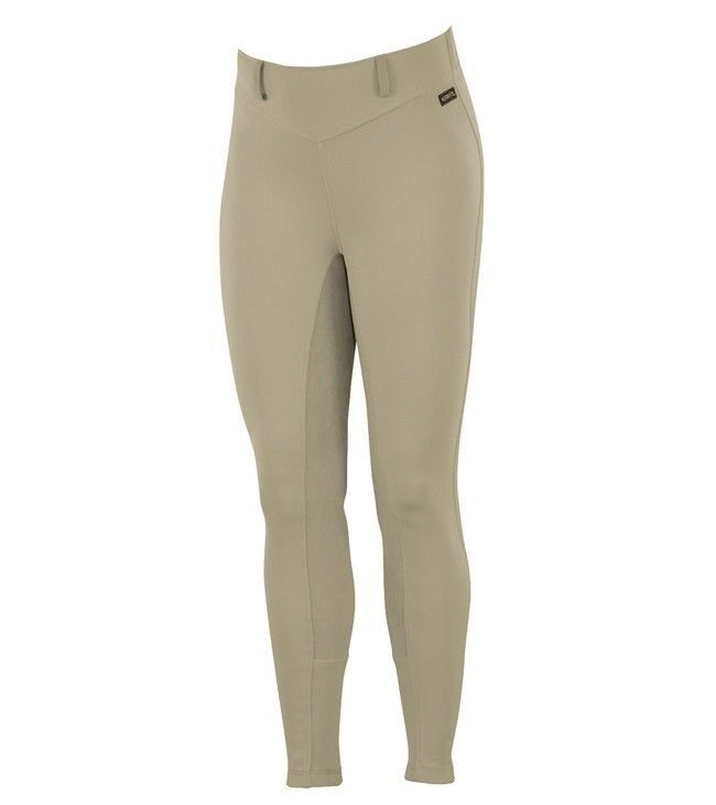 Kerrits Microcord Breech Full Seat Riding Breeches with NonStretch V Panel