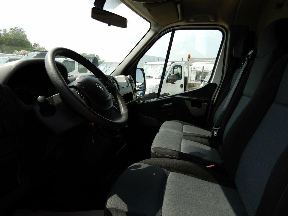 Renault Master III T35 2,3 dCi 125 L3 Alukasse m/lift Diesel