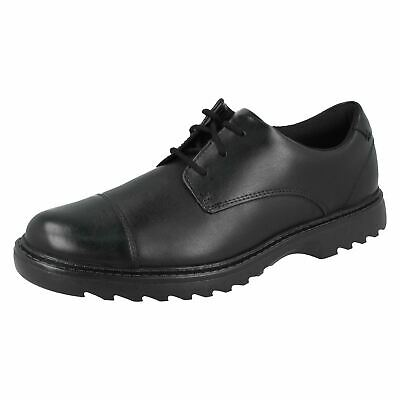 'boys Clarks' Formal Lace Up School Shoes - Asher Soar Auswahlmaterialien