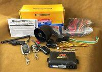 Crimestopper Sp-502 2-way Car Alarm W/ Remote Start, Keyless Entry Sp502