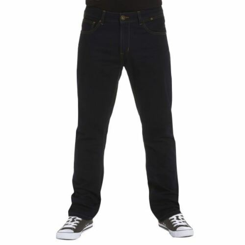 Edison S // R // L In Girovita 30 A 40 POLLICI DML Uomo Vestibilità Diritta Slavato Jeans