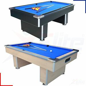 Ft Speedster Full Size Professional Slate Bed Pool Table With Cover - Pool table slate size