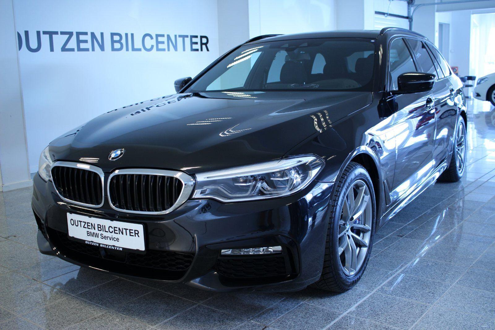 BMW 530d 3,0 Touring aut. 5d - 6.990 kr.