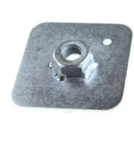 T5 ecc. T4 T2 Cintura piastra di montaggio consente di montare CINTURE DI SICUREZZA POSTERIORE
