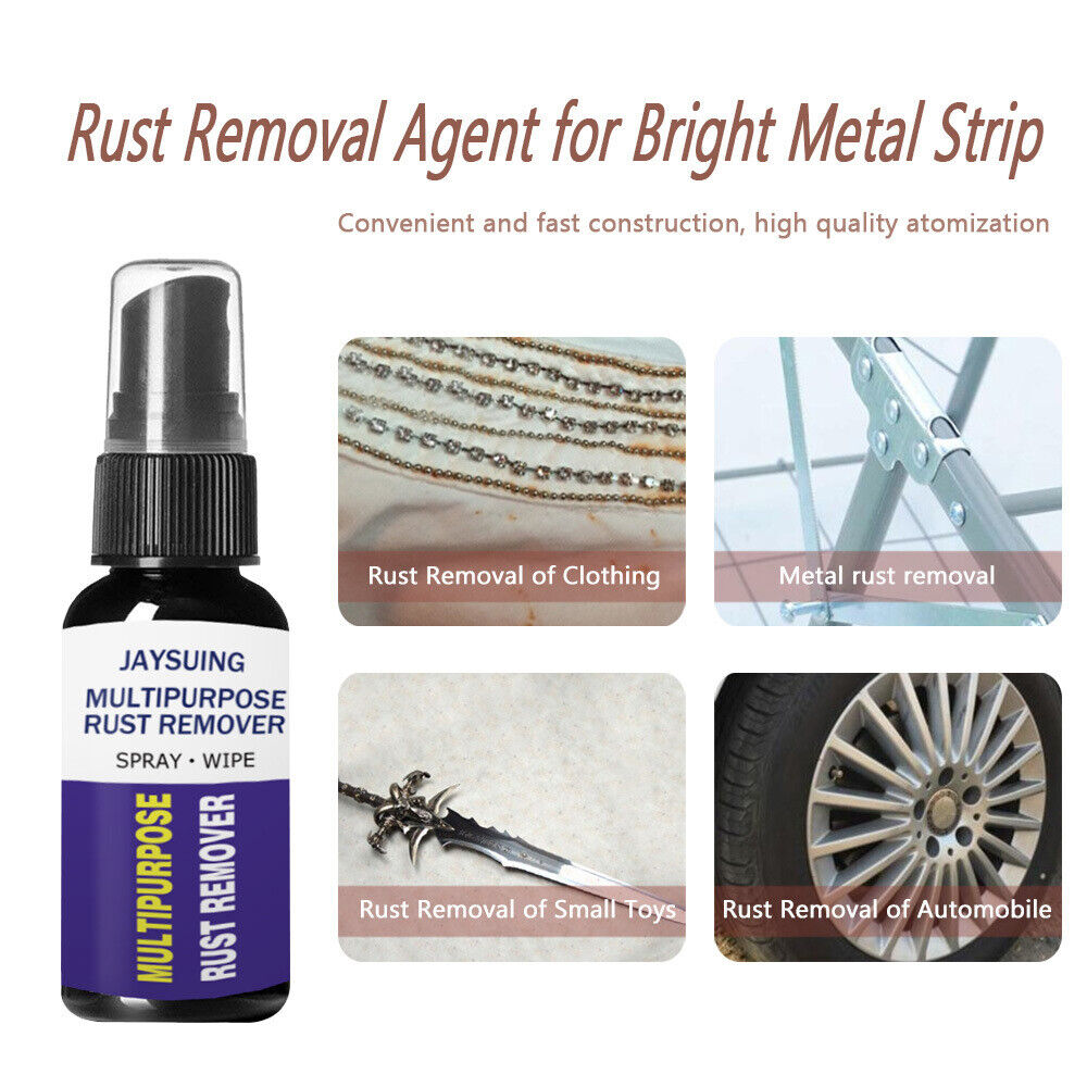 Rust Inhibitor Rust Remover Derusting Spray Car Maintenance Cleaning magic Super 6