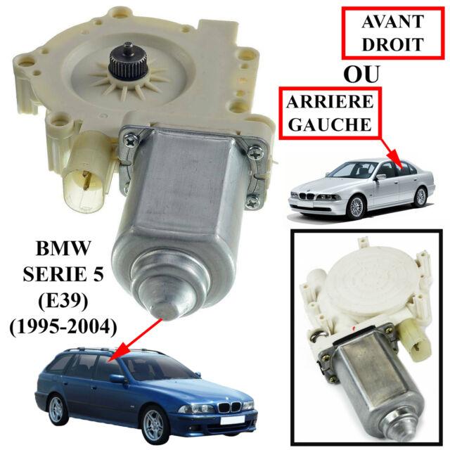Motor Elevalunas Delantero Derecho Pasajero Desde BMW Serie 5 E39 Mini 67.62-8