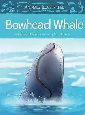 Animals Illustrated: Bowhead Whale, Joanasie Karpik